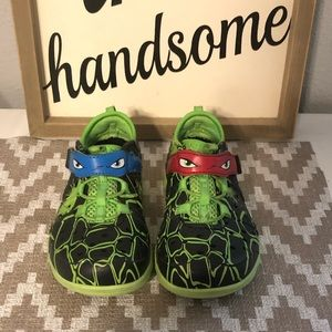 Stride Rite Made 2 Play TMNT Ninja Turtles